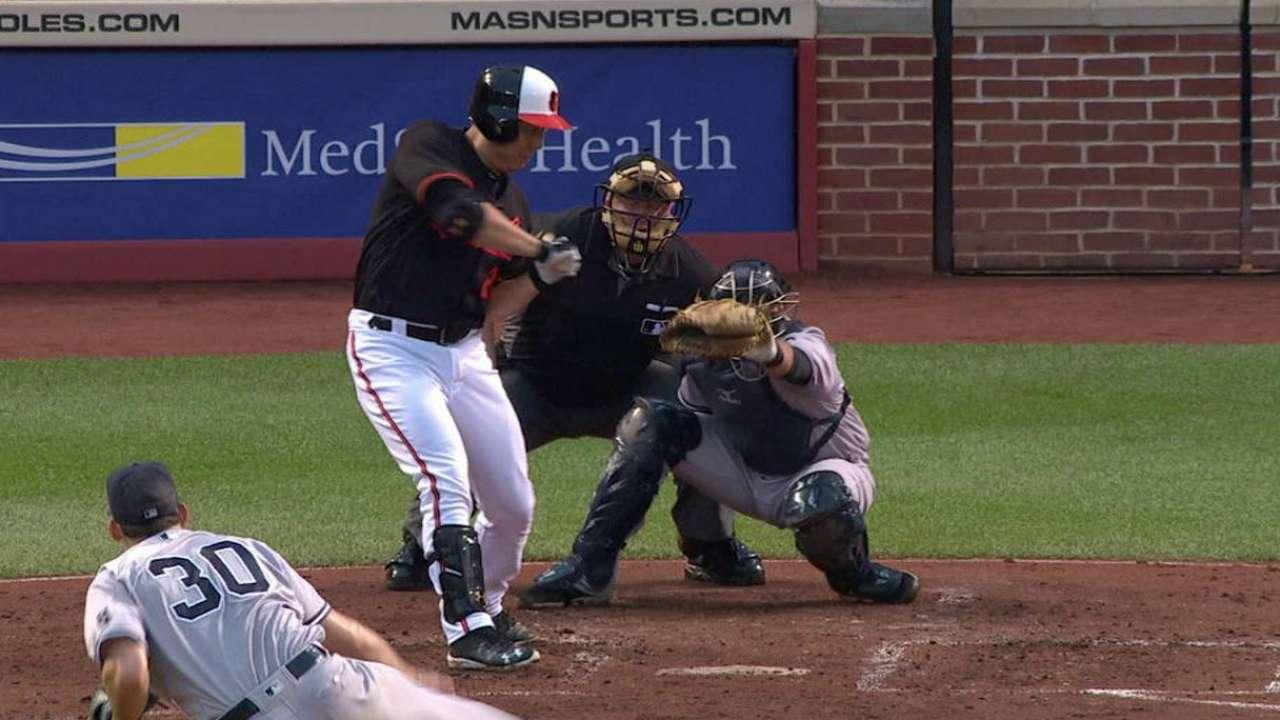 Eovaldi's 500th MLB strikeout