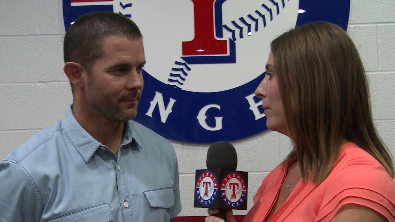 Young's Rangers career lauded by teammates
