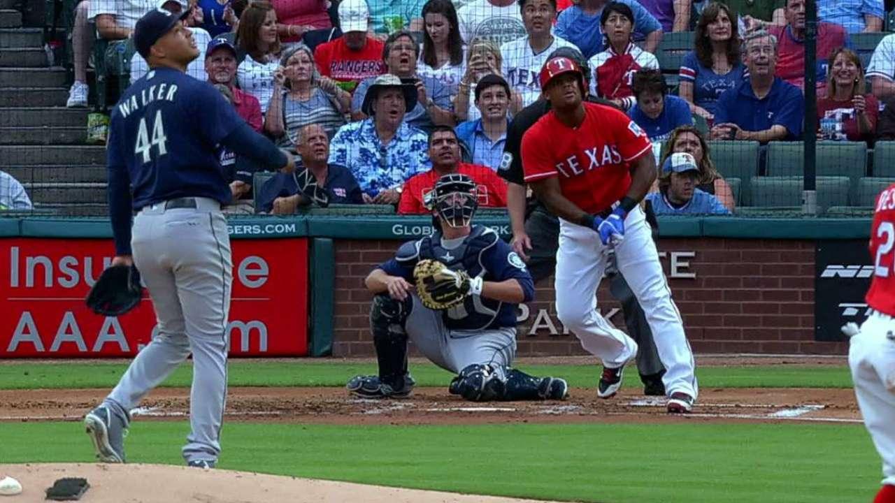 Beltré respalda labor de Darvish en triunfo de Texas