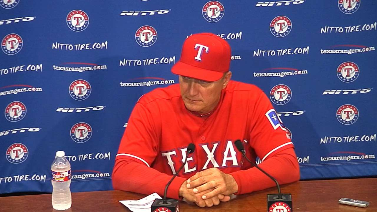 Darvish displays competitive fire, wins again