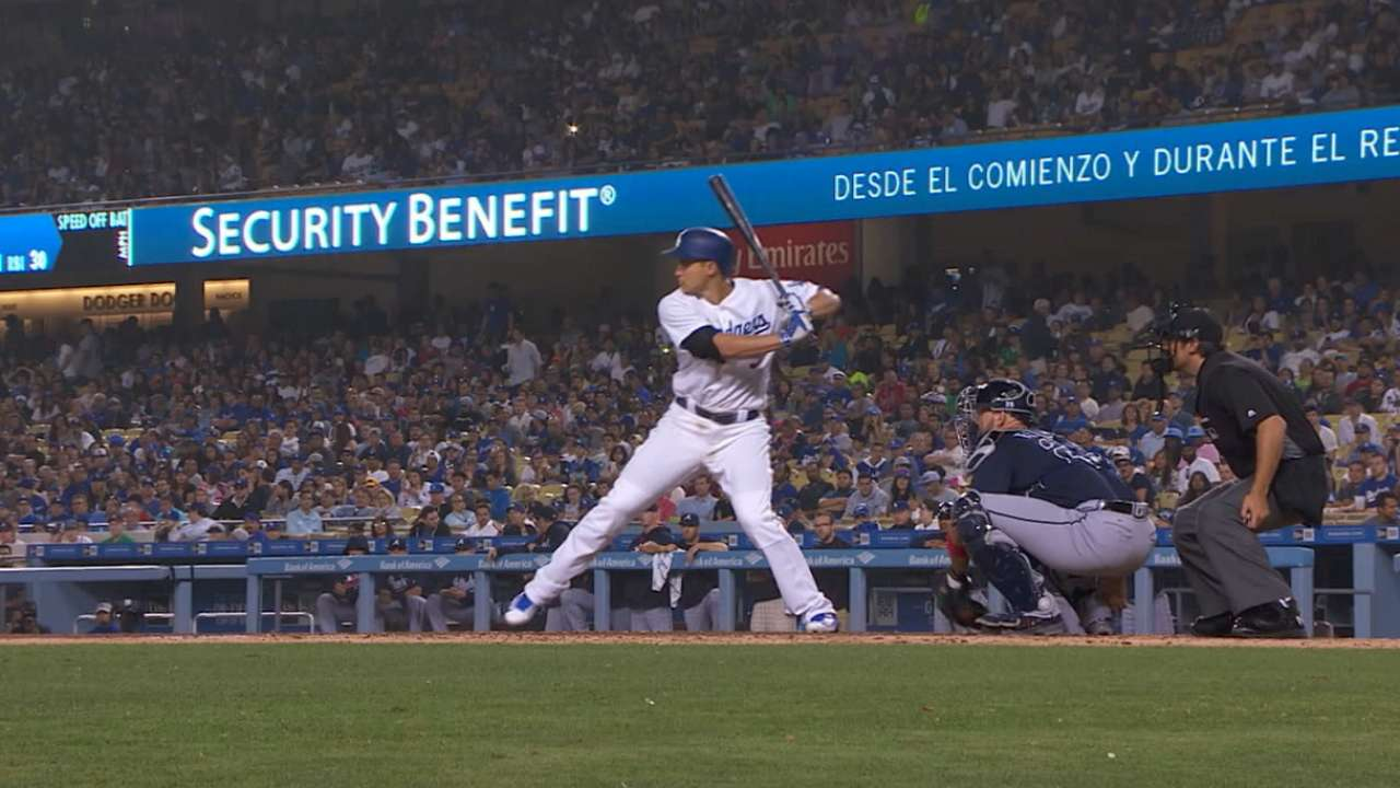 Must C: Seager's three home runs