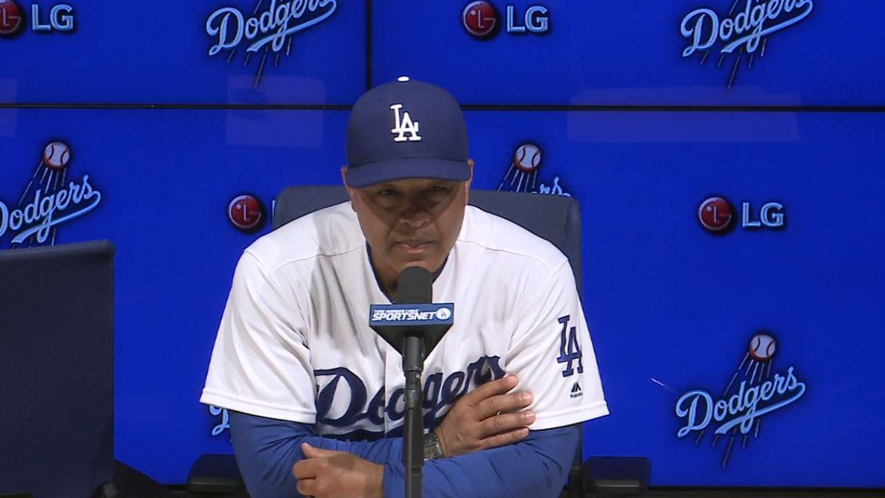 Puig to DL; Van Slyke activated