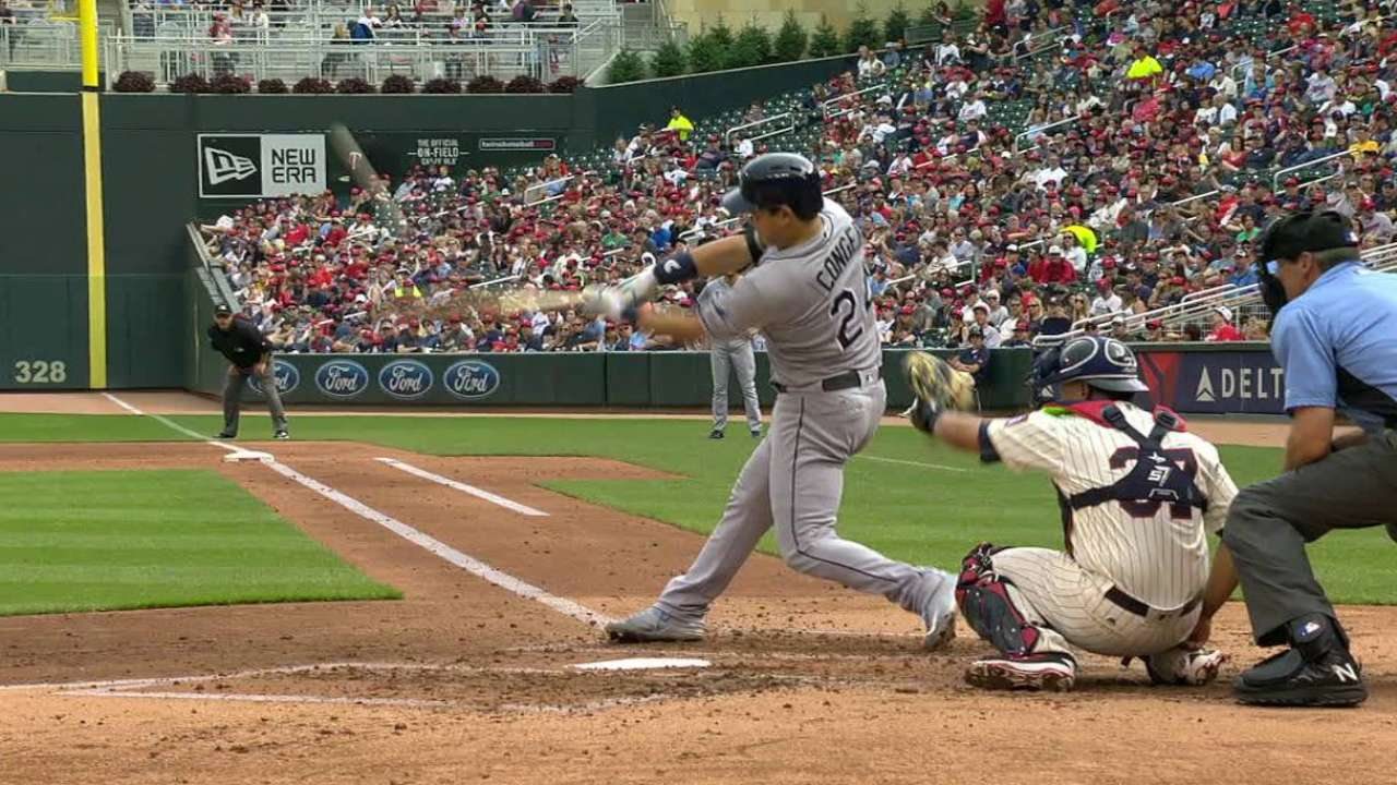 Rays rake four homers in win over Twins