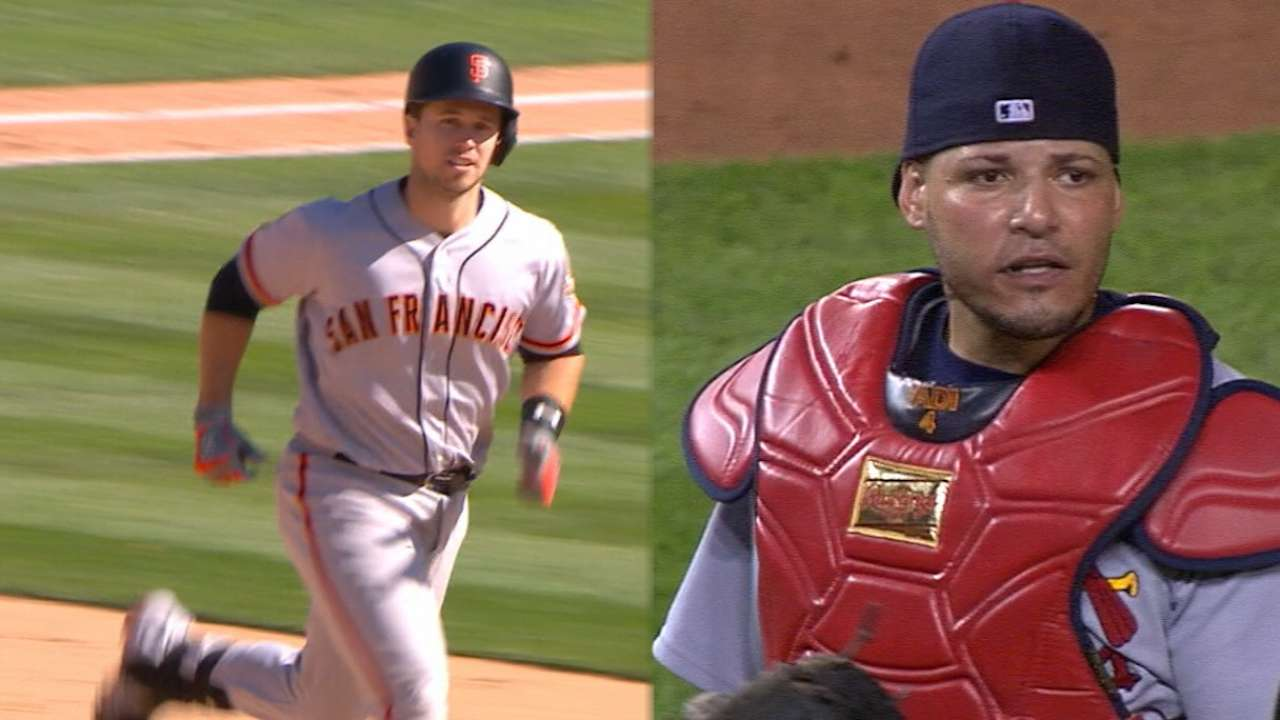 #ASGWorthy: Yadi, Posey state cases