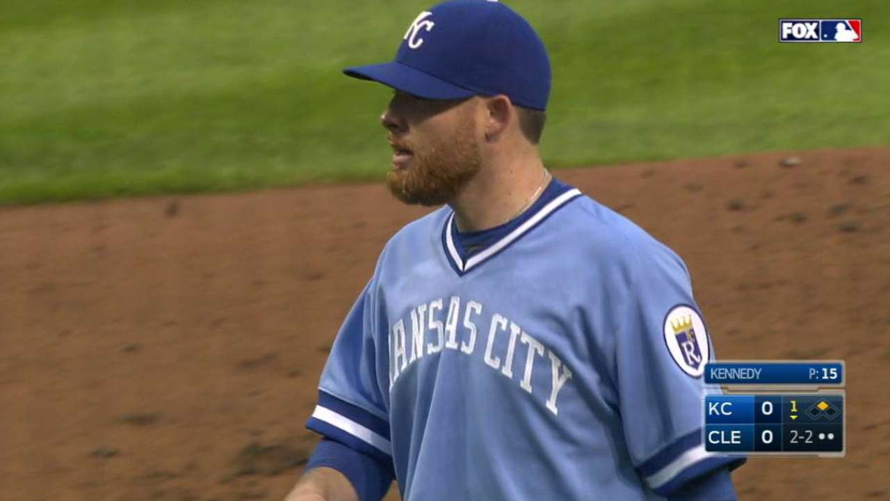 Starting skid doesn't worry Royals