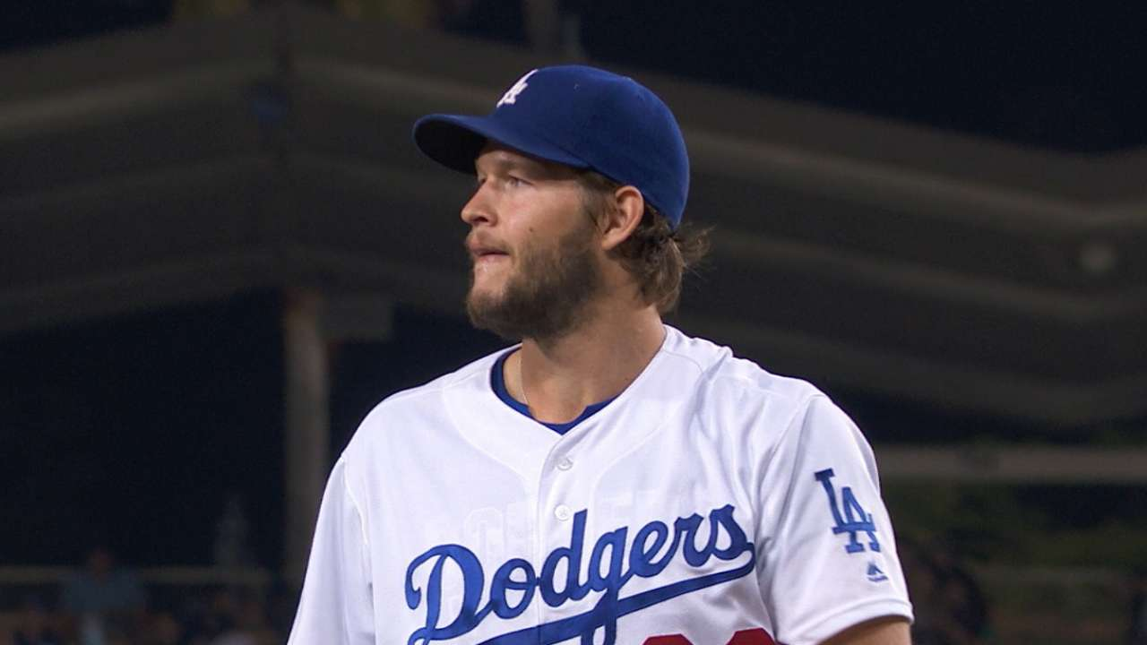 Kershaw 8-1 after leading shutout vs. Braves