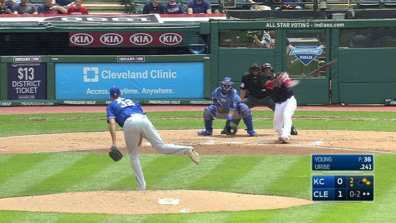 Homers sting Royals during rough weekend