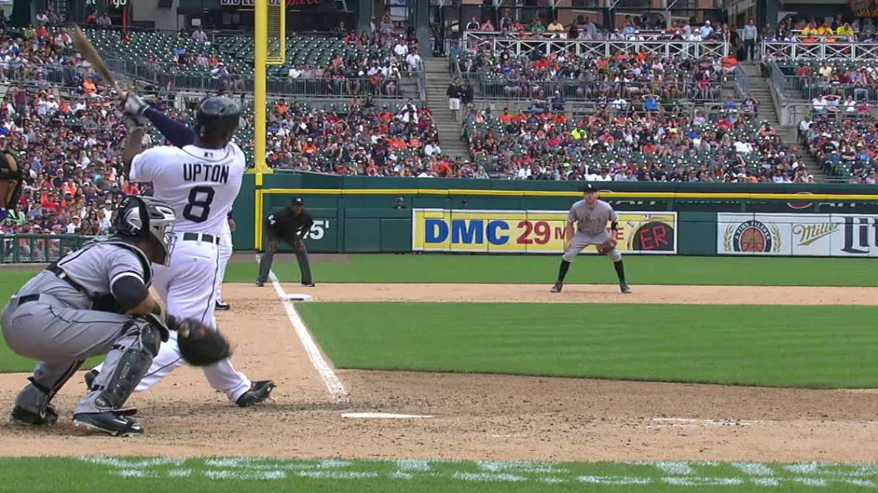 Tigers chase Quintana, finish off sweep of White Sox