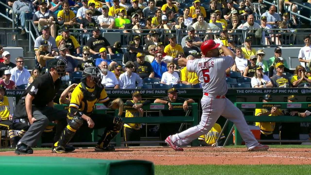 Late HR from Pujols gives Angels series win