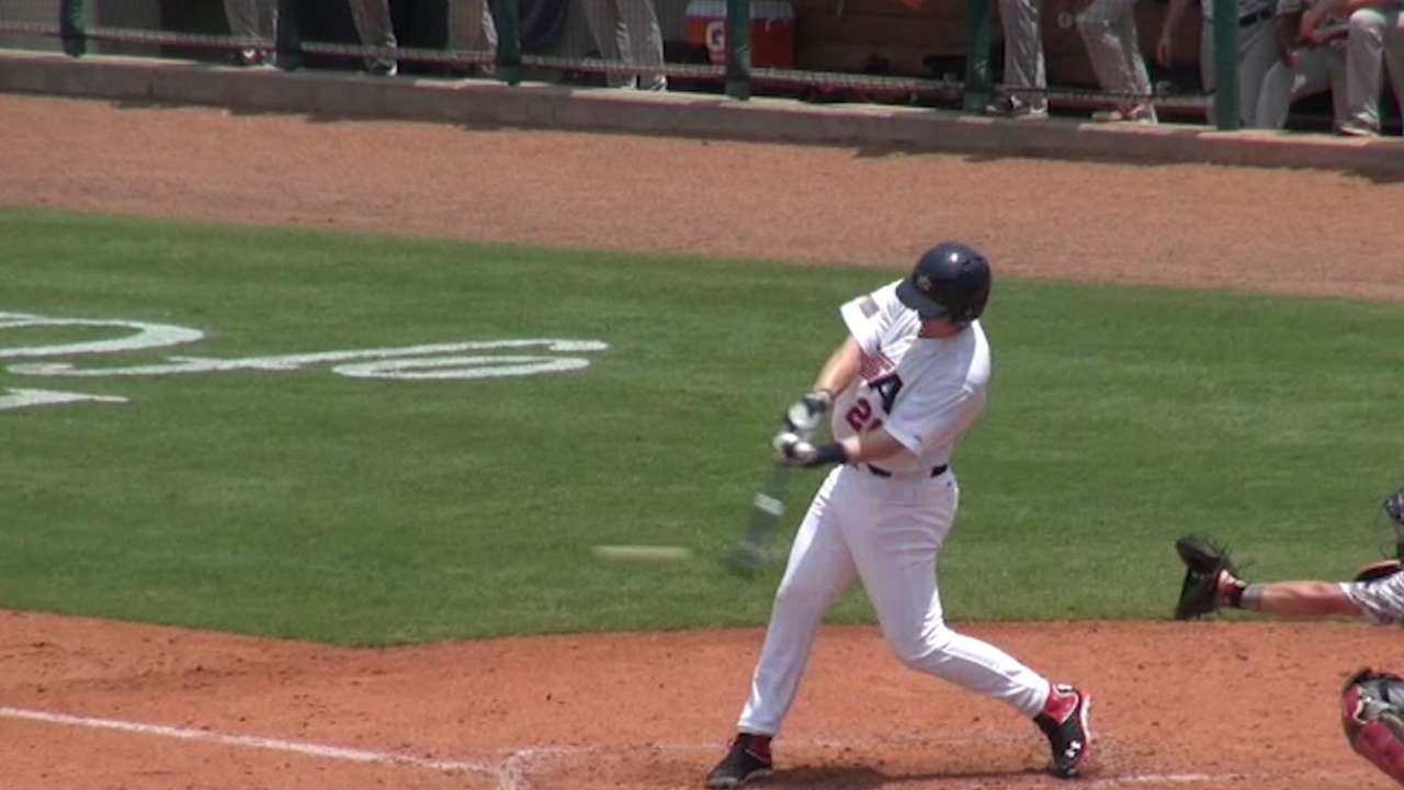 Indians look to reload with 3 Draft picks on Day 1