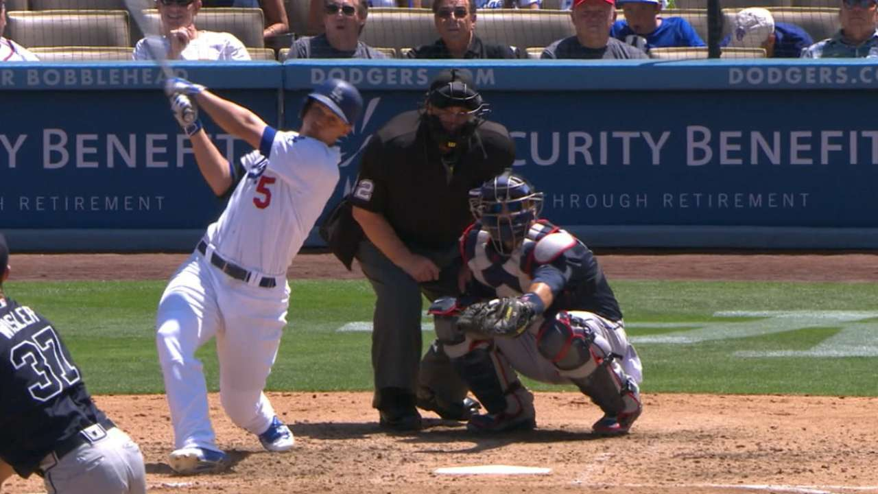 Seager's #ASGWorthy series: 5 HRs, LA sweep