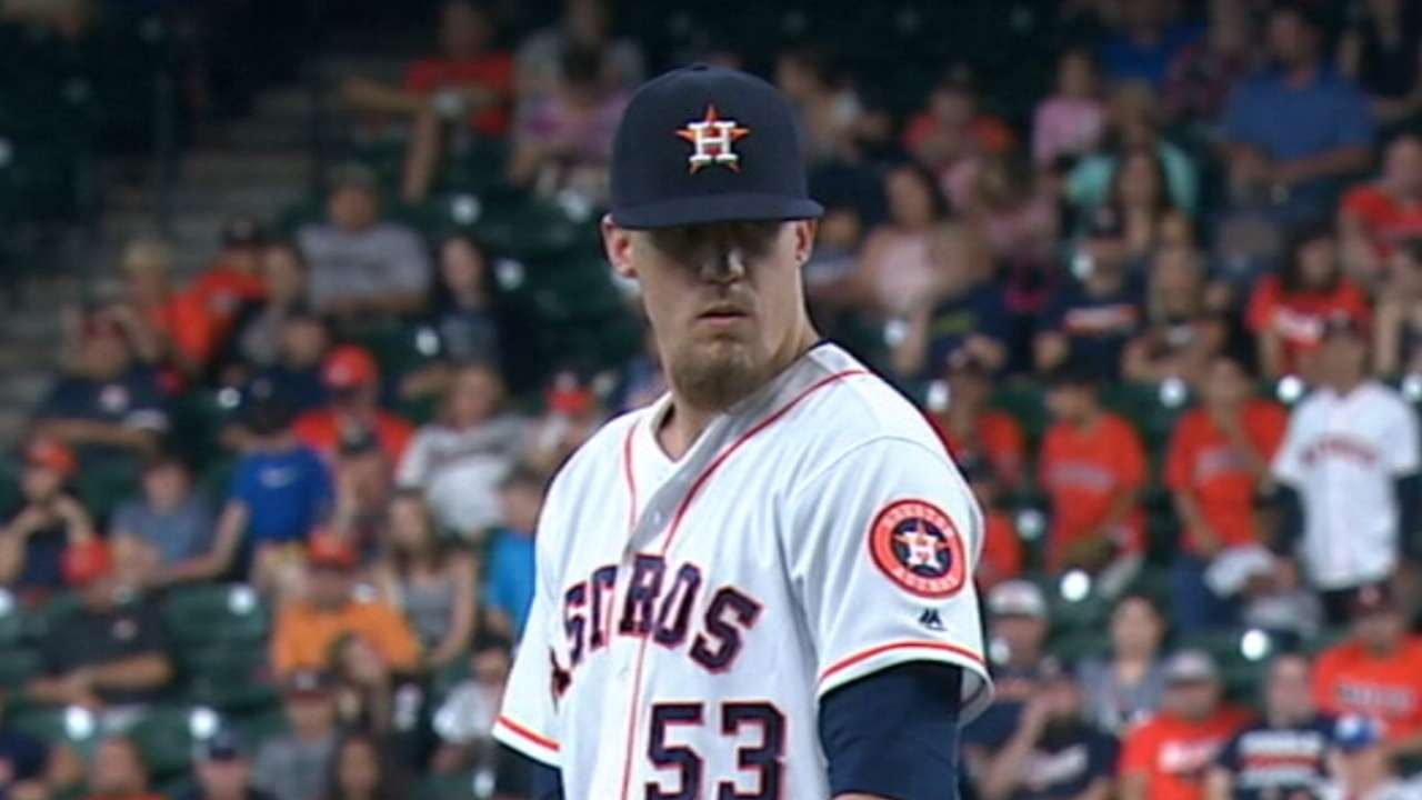 Zinkie on Astros' closer issues