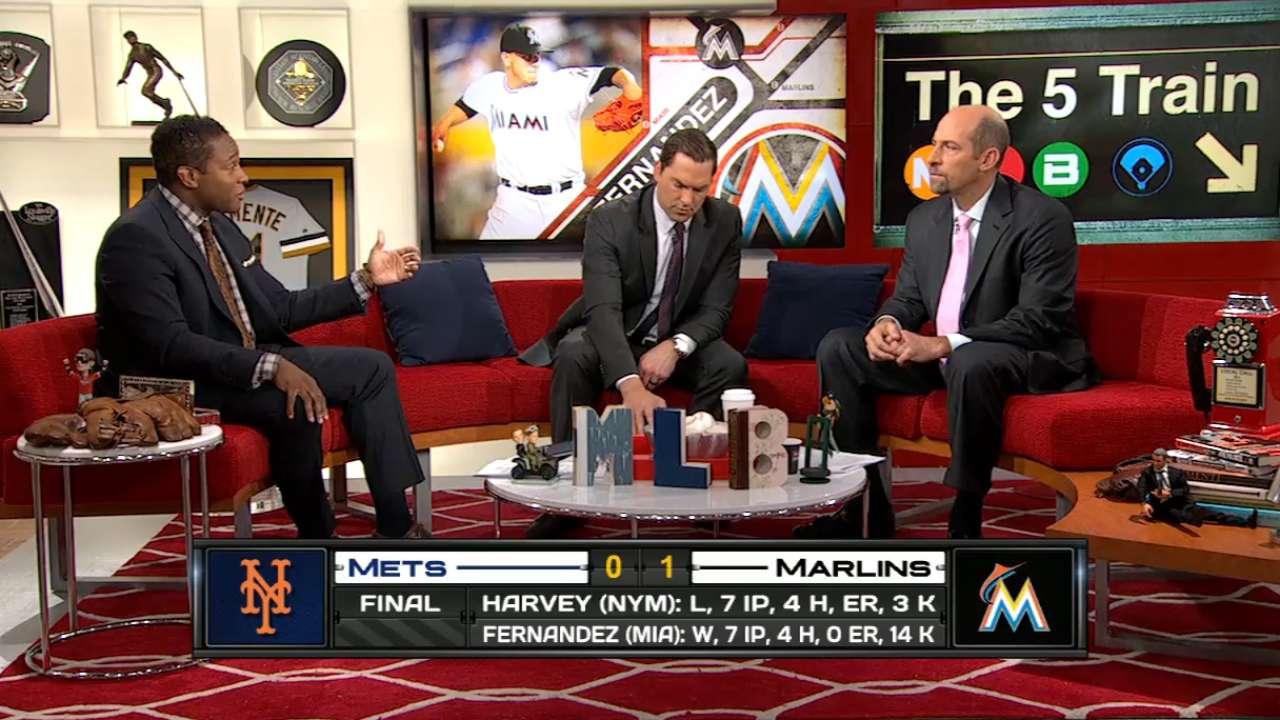 Smoltz discusses Jose Fernandez