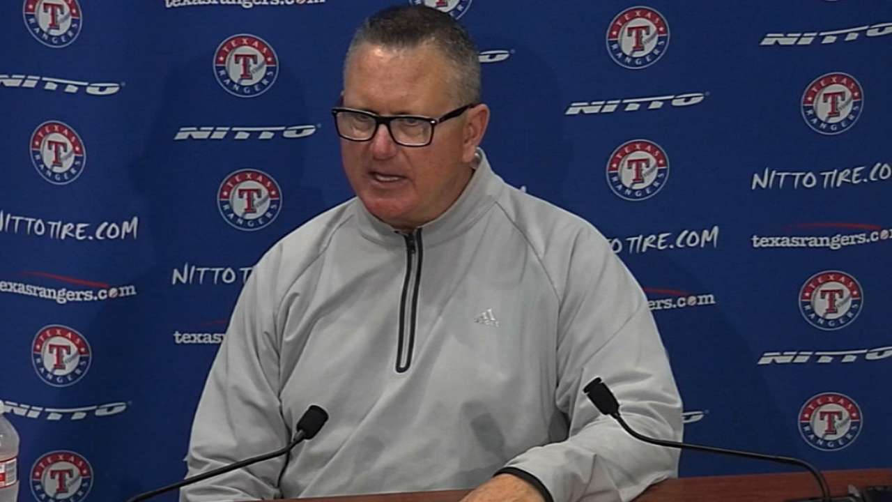 Rangers have had success with No. 30 pick