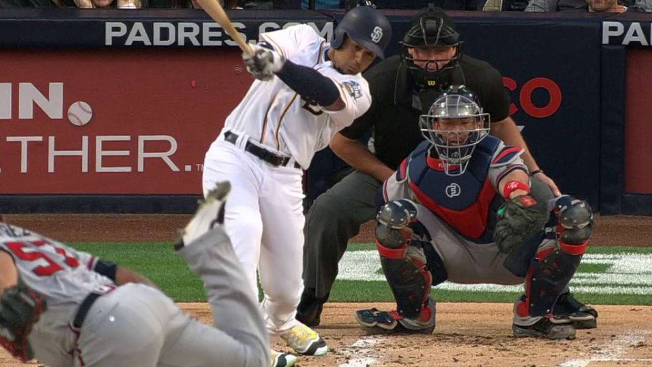 Green: Padres deserving of ASG consideration