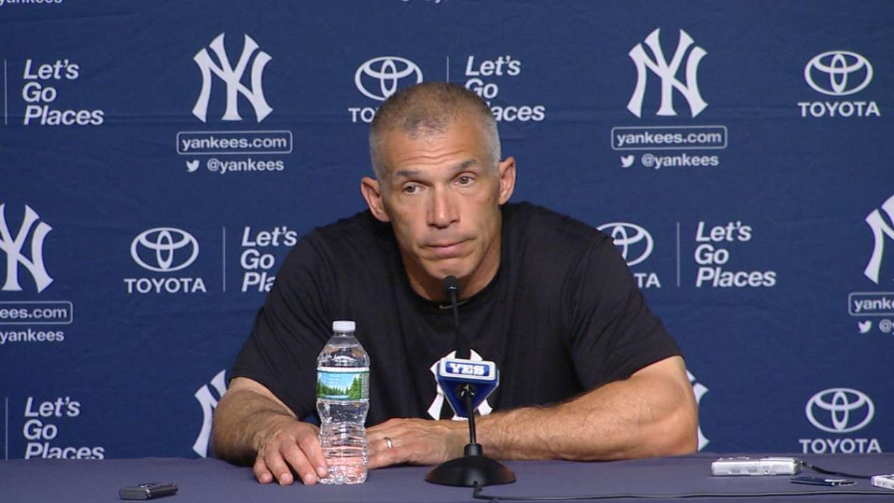 Girardi on pitching in win
