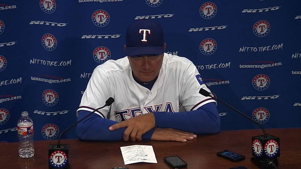 Banister on the walk-off win