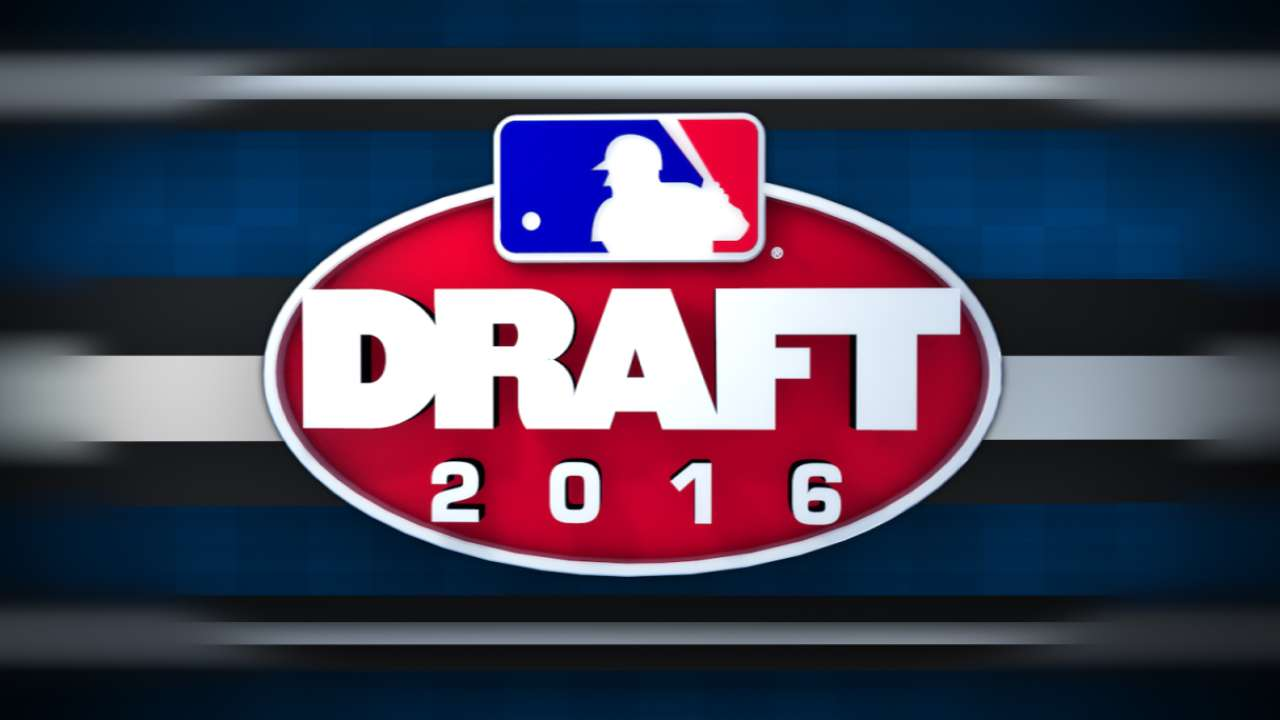 '16 Draft: Francisco Thomas