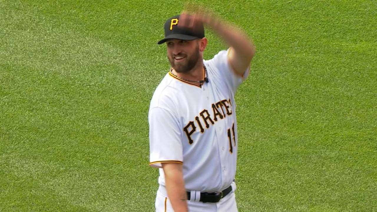 Wouldn't it be Niese: Lefty sharp vs. old team