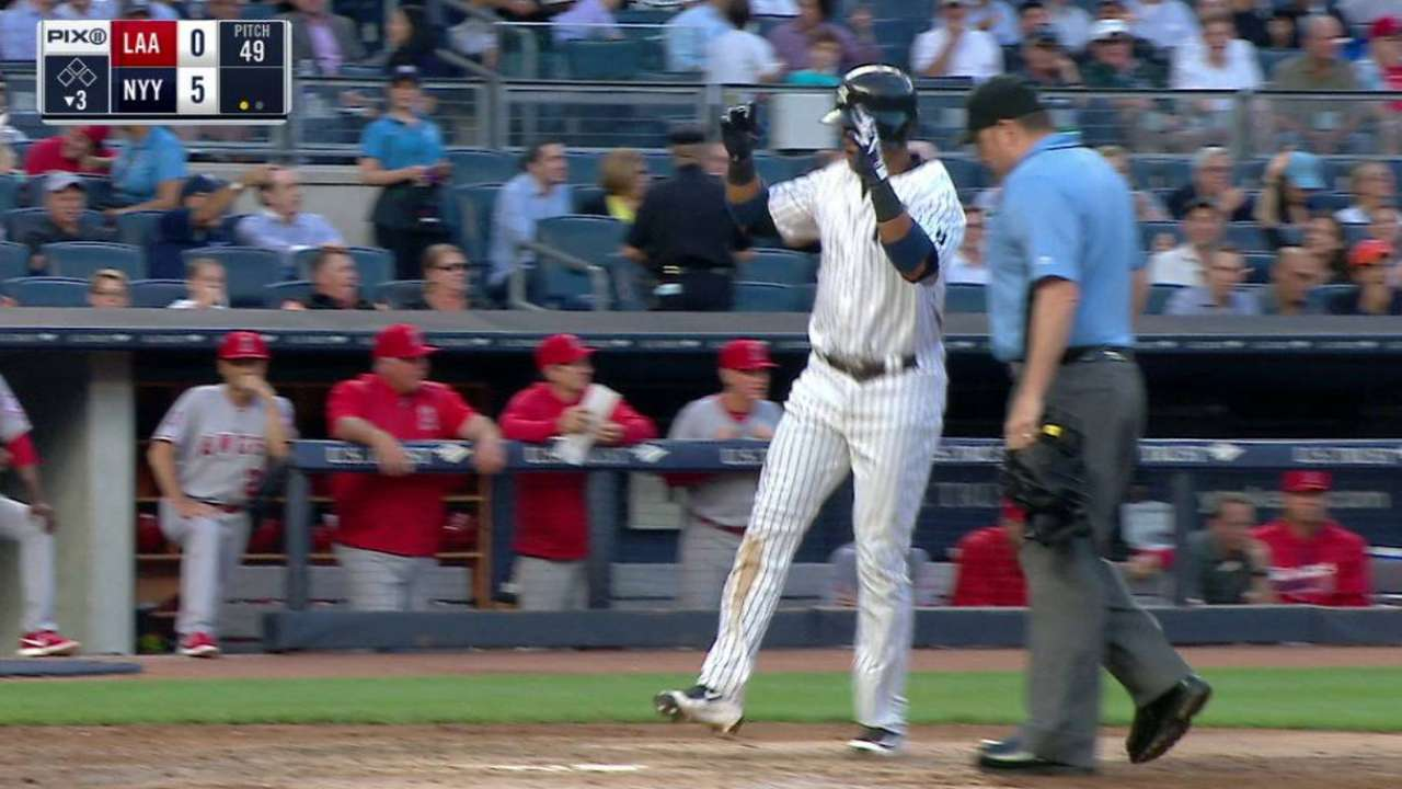 Pineda goes 7 to send Yankees past Angels
