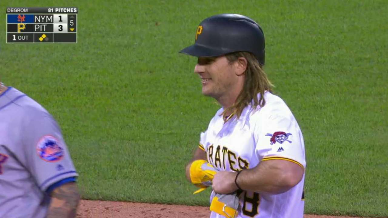 Jaso's RBI double