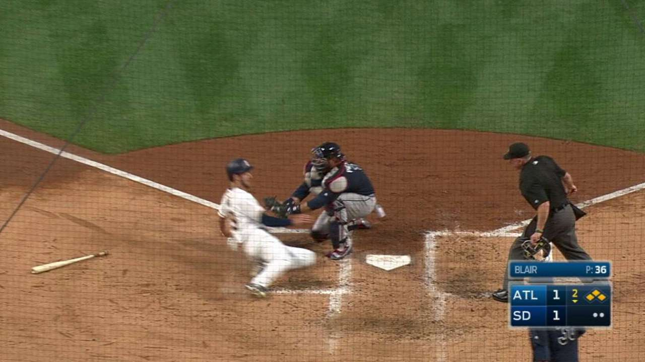 Smith's throw nails Rea at home