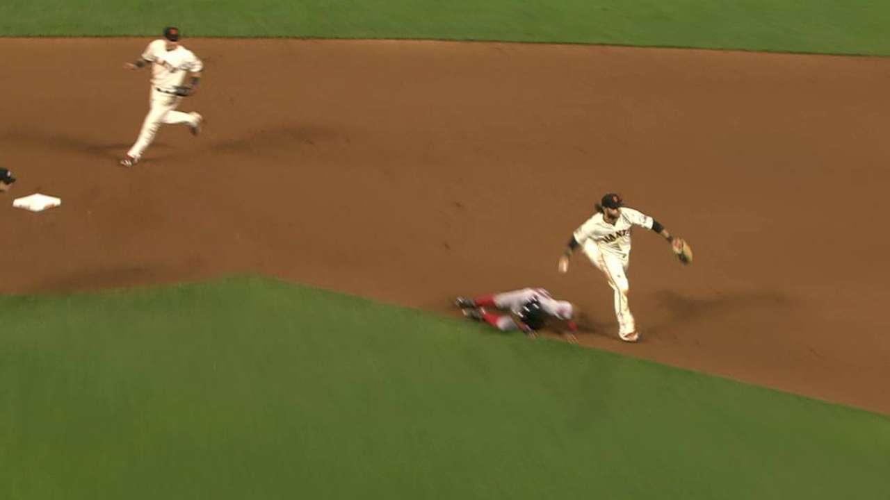 Missed double play looms large