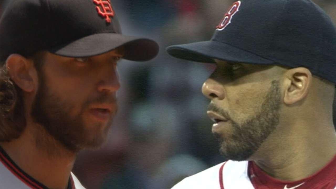 Price-Bumgarner, Thor lead slate on MLB.TV