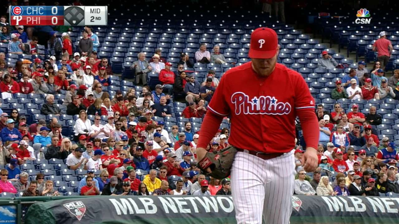 Oberholtzer goes four in relief