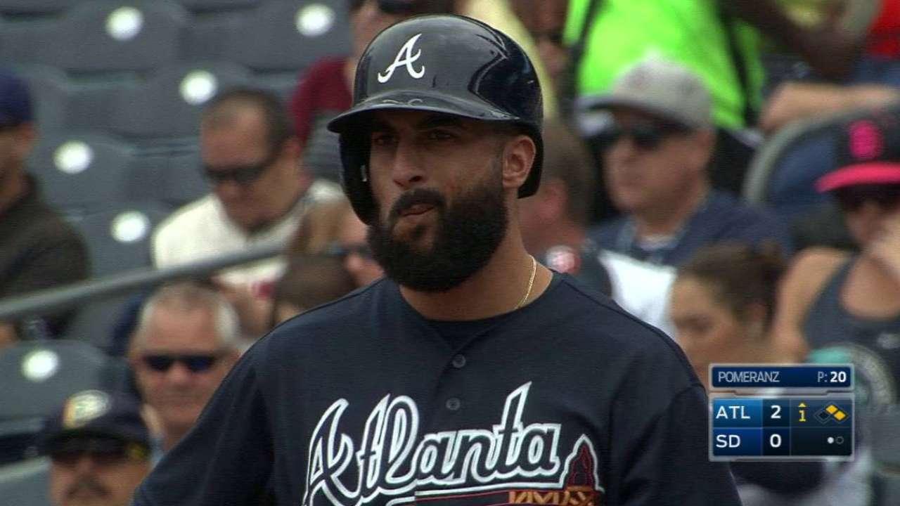 Markakis making push for Braves' All-Star nod