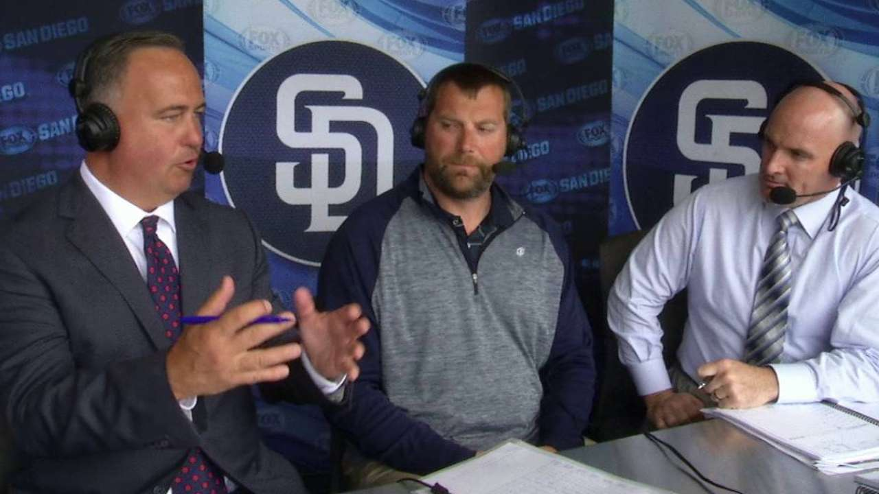 Padres believe in Draft process, philosophy