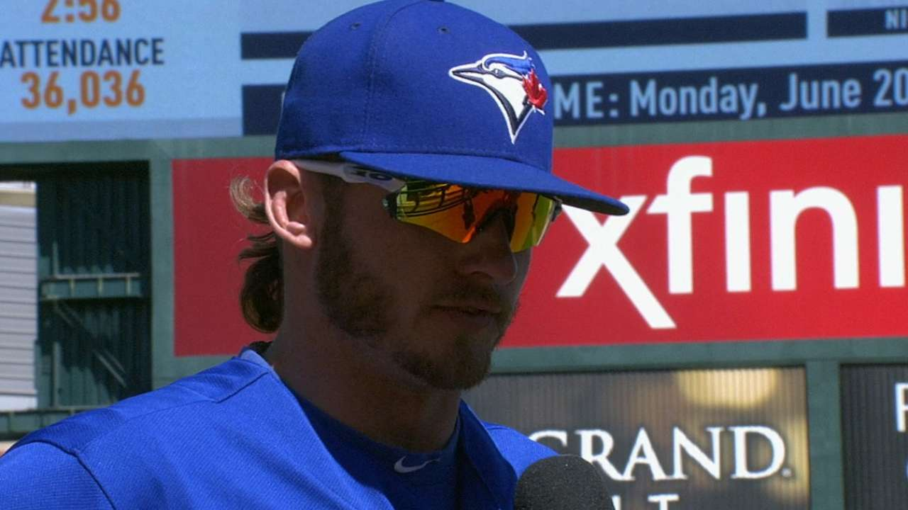 Donaldson on Blue Jays' 7-2 win