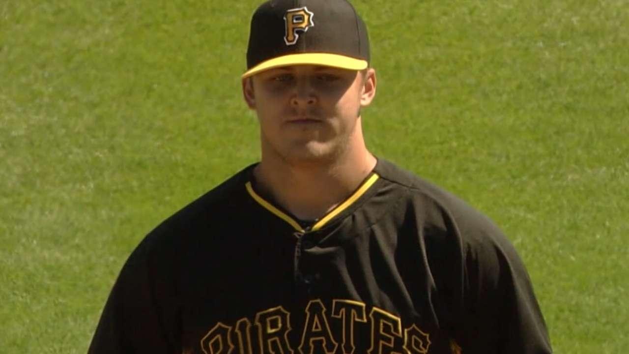 MLB Tonight on Taillon's debut