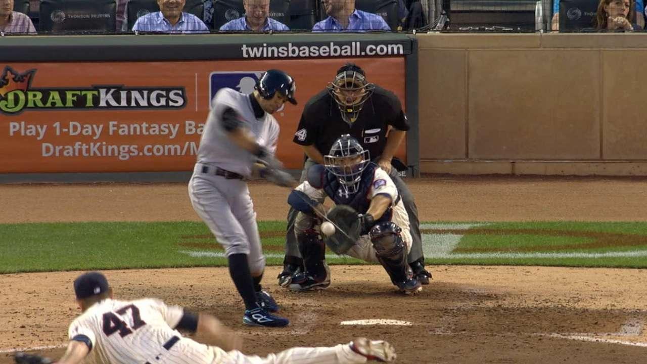 Ichiro's three-hit game