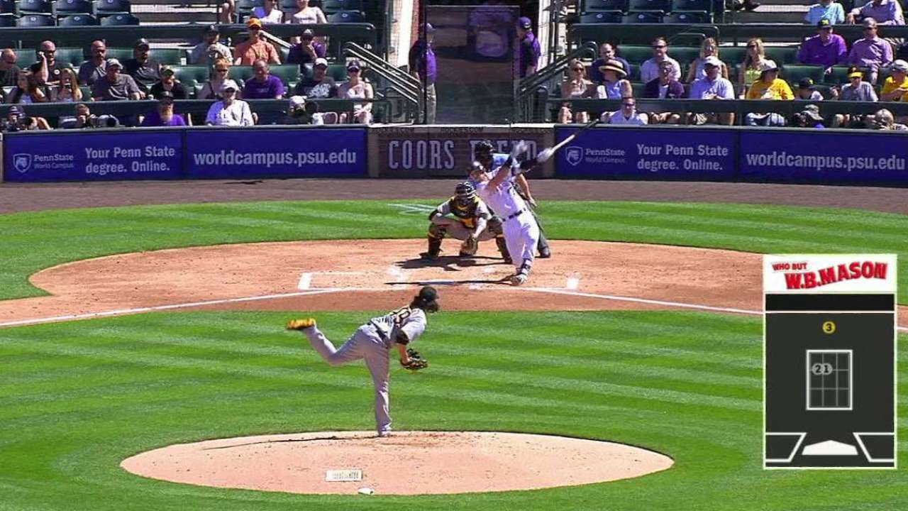Locke takes lumps to spare bullpen