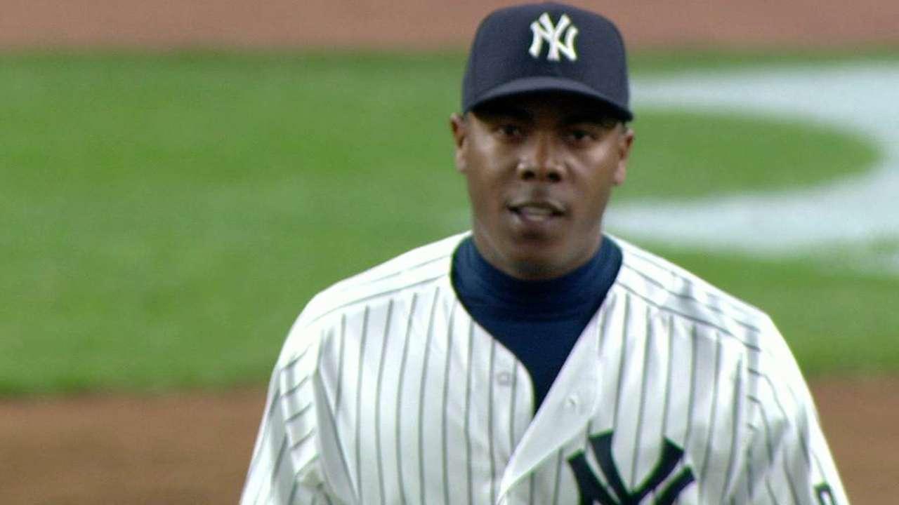 Bullpen of the Week: Yankees' unit shows chops