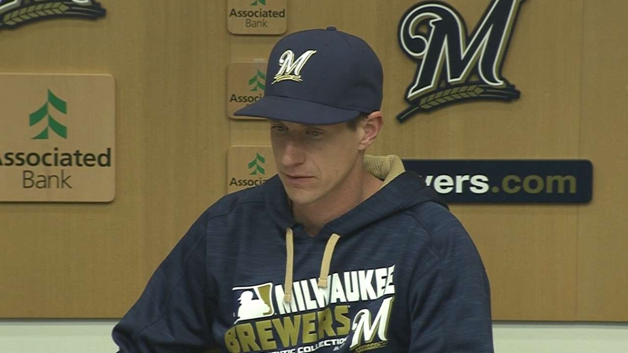 Knebel's return boosts Brewers' bullpen