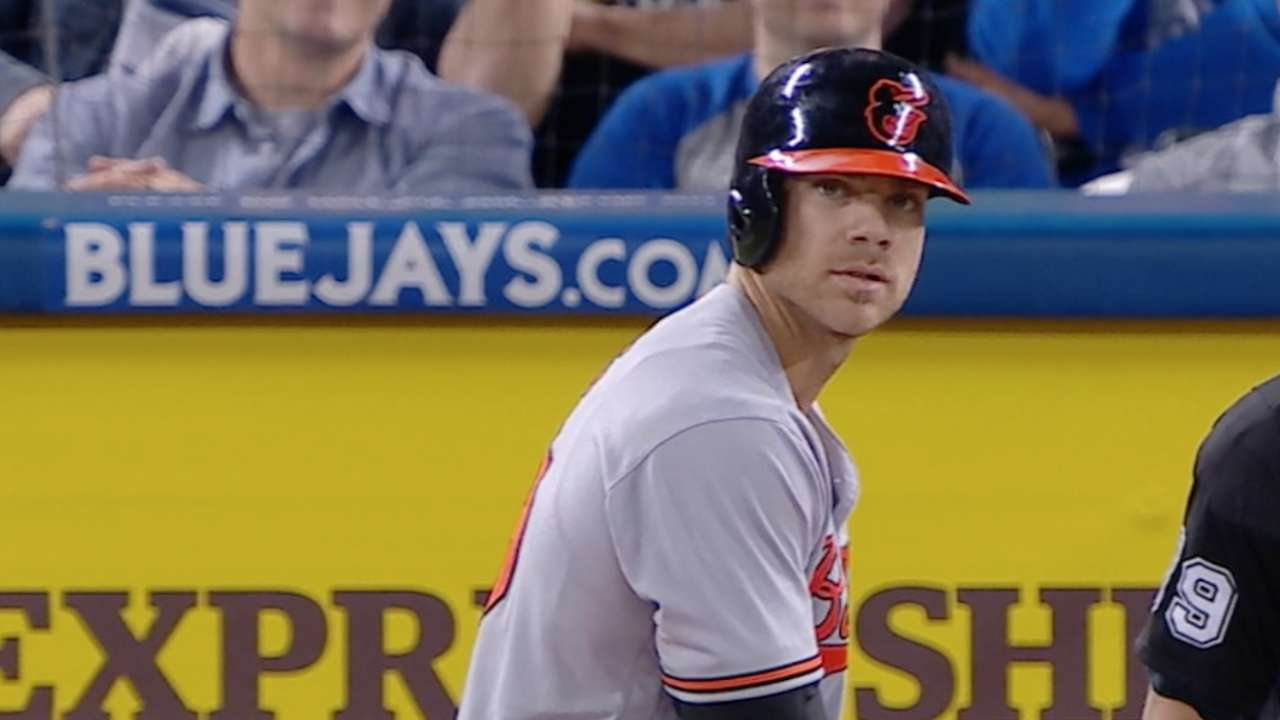 Classic Crush: Orioles appreciative of Davis