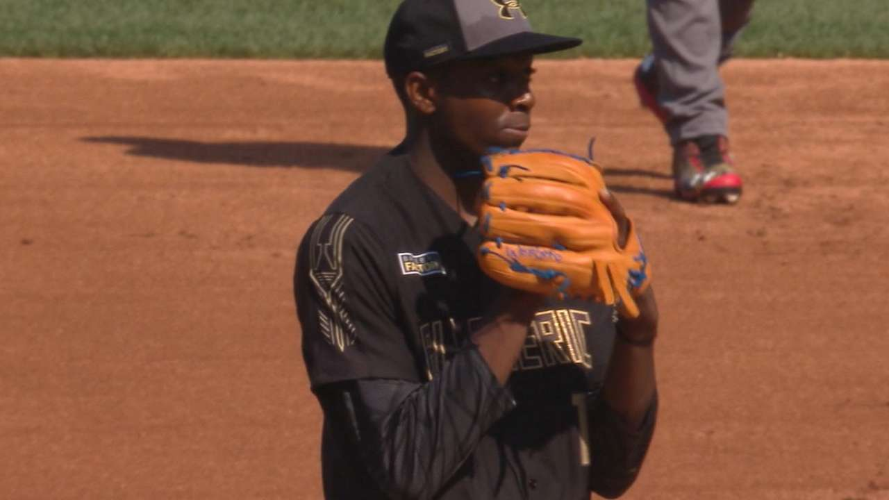 Rangers stick with pitching, draft Speas
