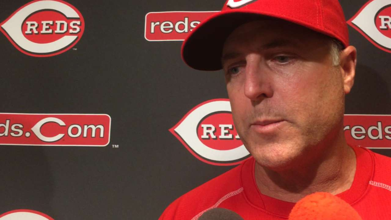 Price on Reds' 3-2 loss