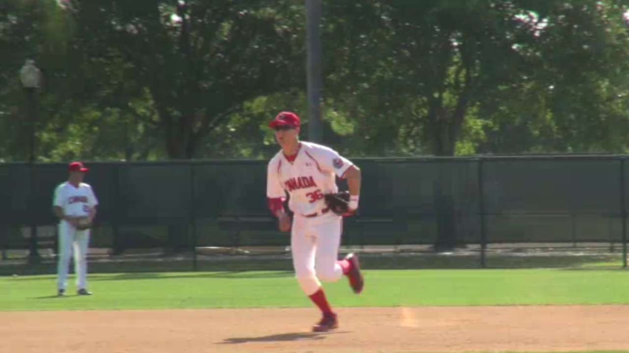 Rangers aim high with Enright, then draft more arms