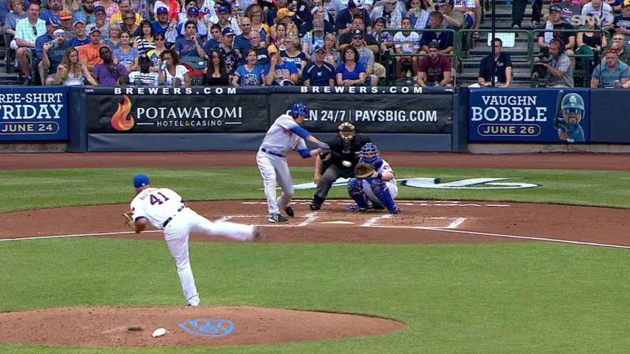 Johnson gives Mets versatility, depth
