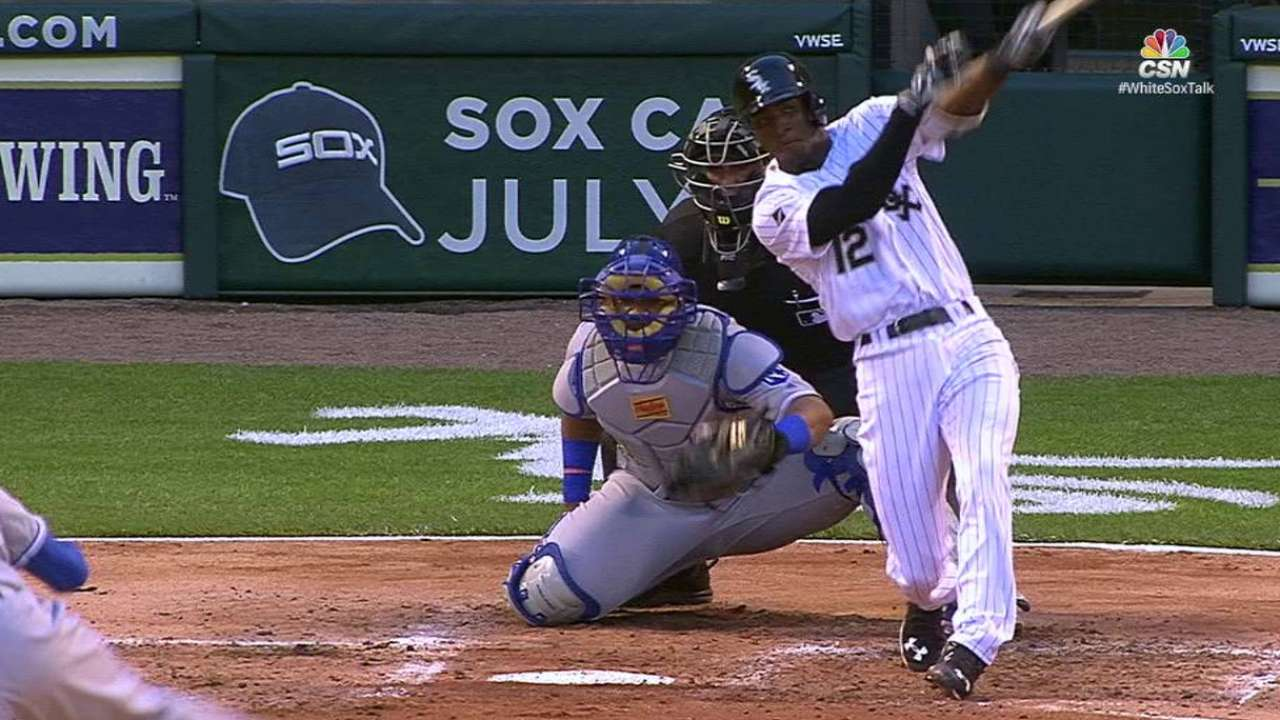 Anderson enjoys surreal big league debut