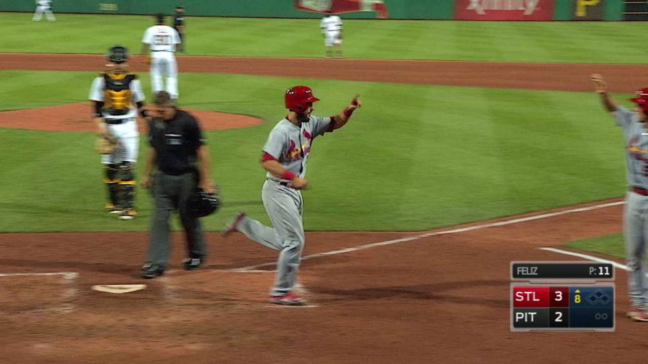 Carpenter's go-ahead homer