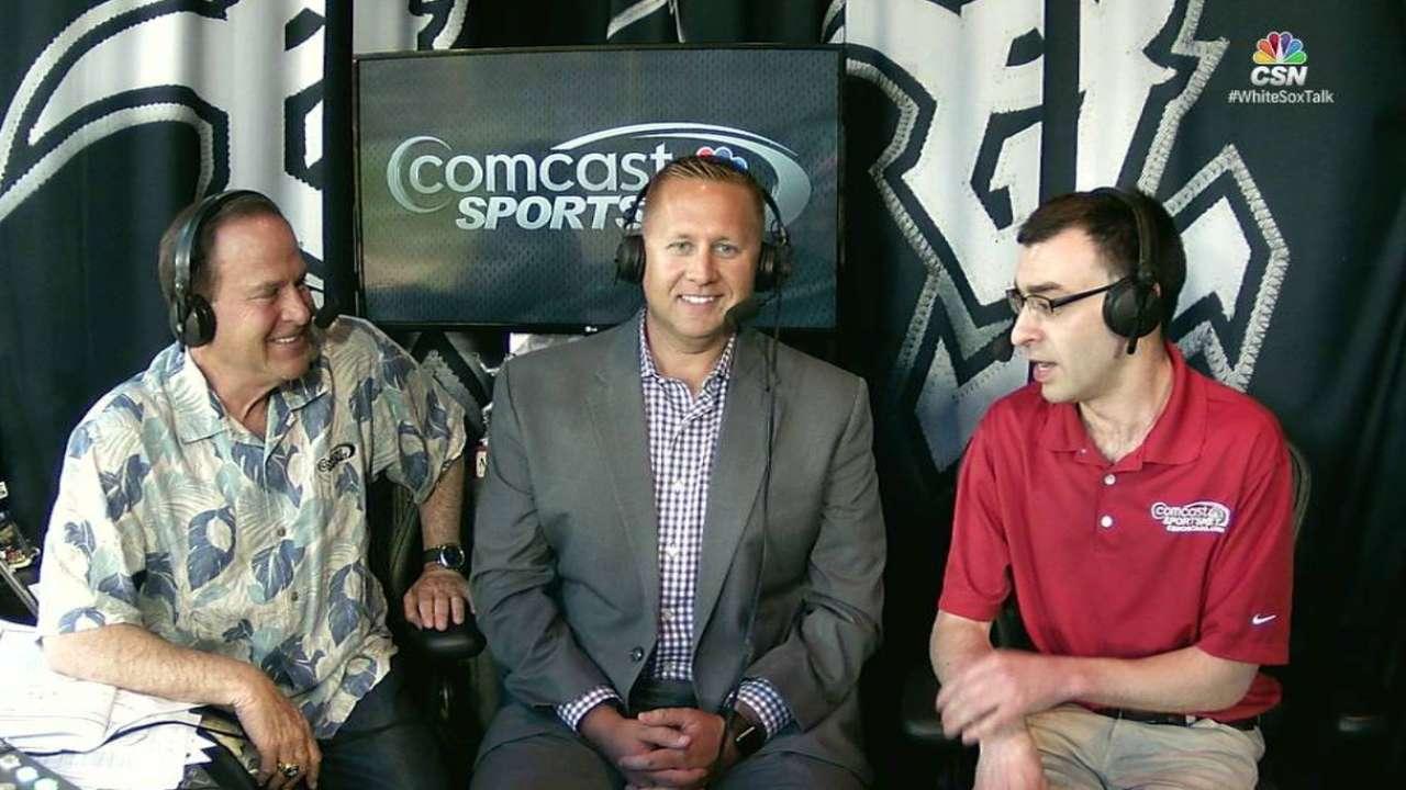 Hostetler talks Sox draft