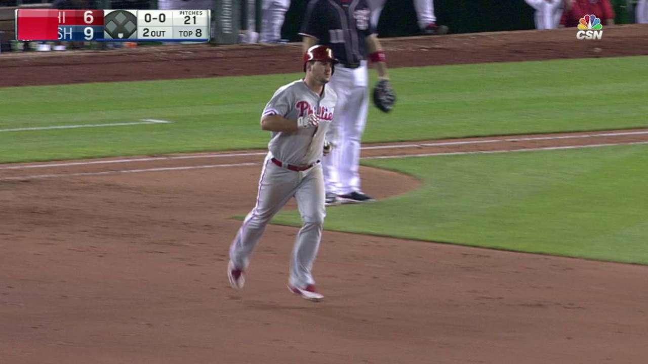 Joseph's second homer