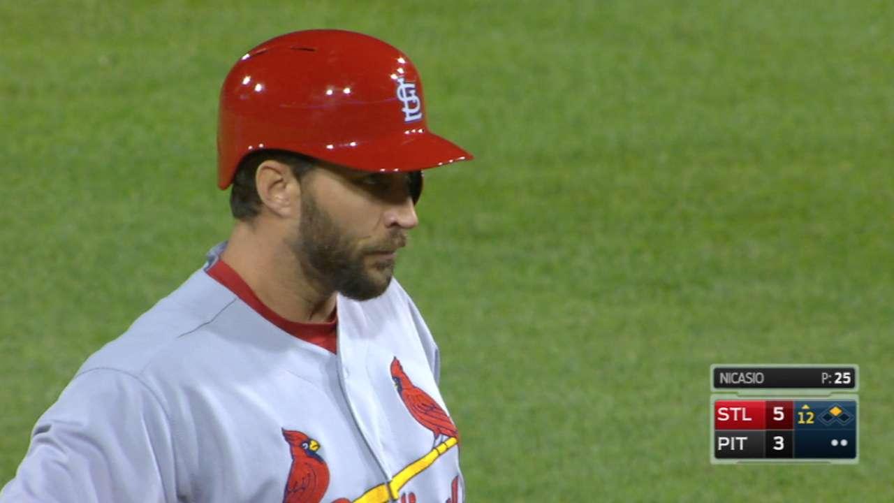 Wainwright's two-run double