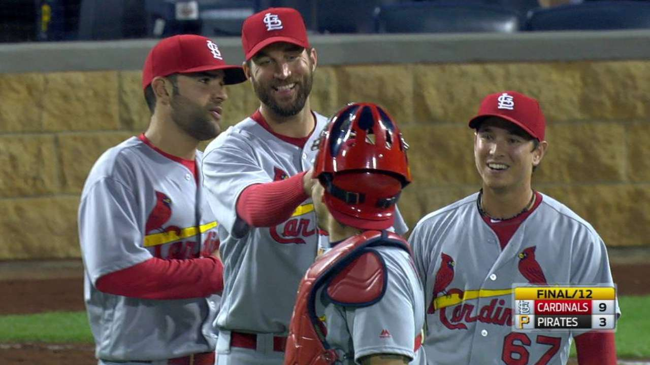 Bucs, Cards continue rivalry on MLB.TV