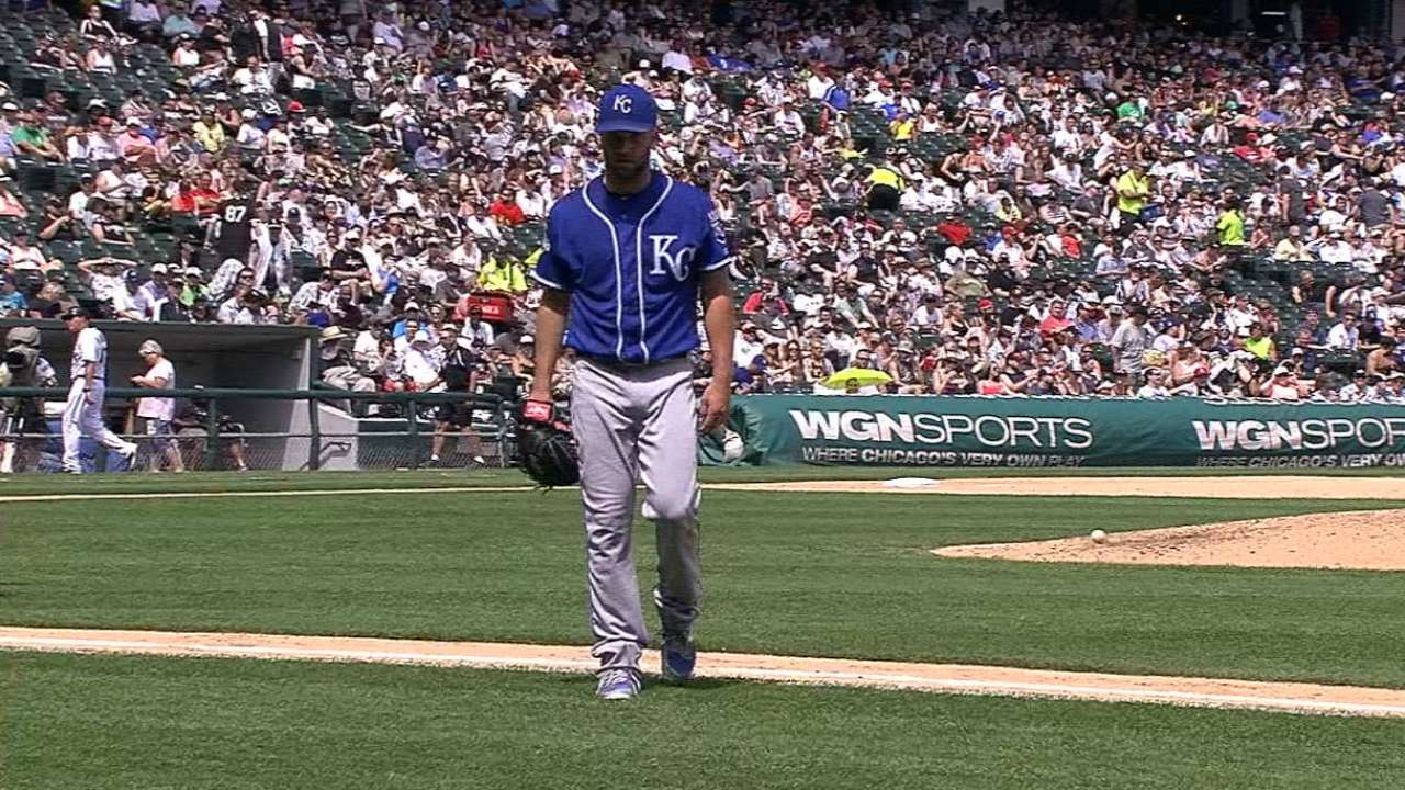 Duffy racking up K's with full-time stretch