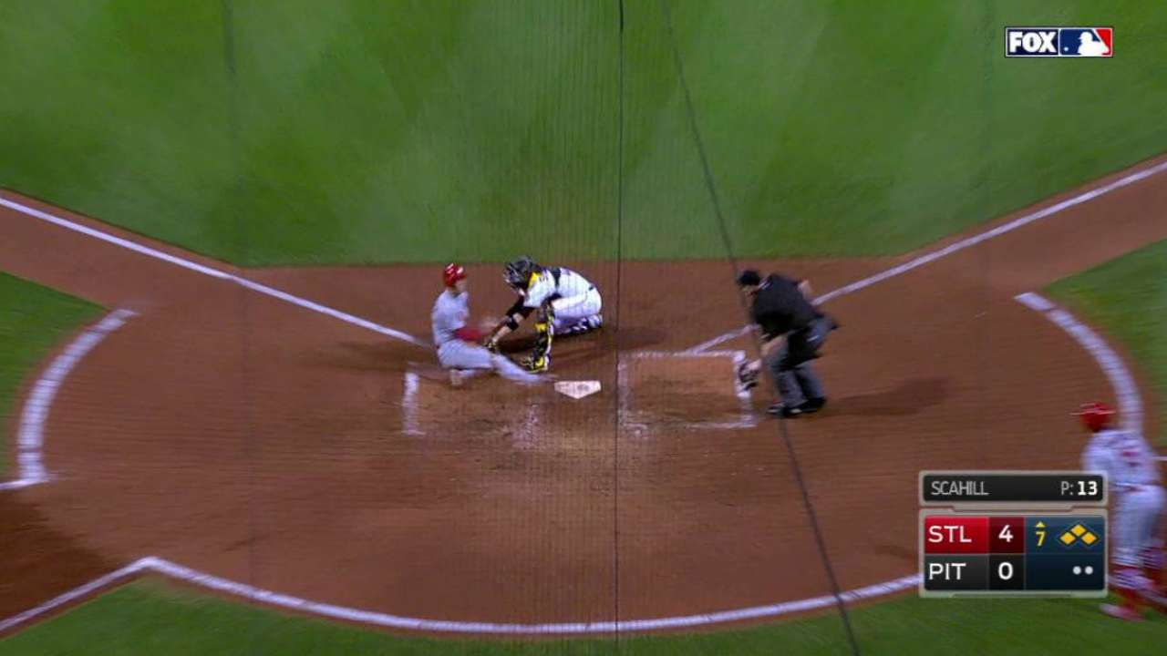 Hurdle: Marte free to toy with baserunners